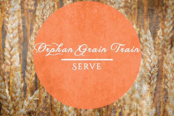 Orphan Grain Train