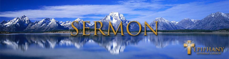 Sermon Banner