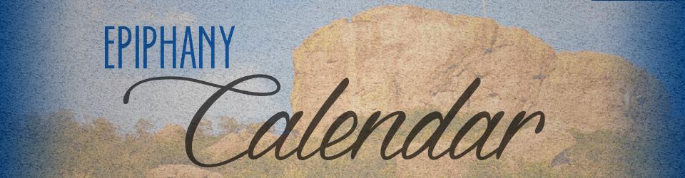Ephiphany Calendar